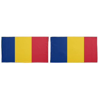 Flag of Romania Pillowcase