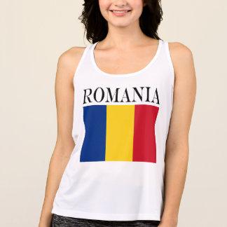 Flag of Romania Singlet