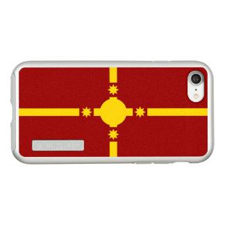 Flag of Rotuma Silver iPhone Case