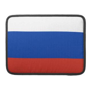 Flag of Russia - Флаг России - Триколор Trikolor Sleeve For MacBooks