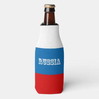 Flag of Russia Bottle Cooler