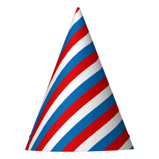 Flag of Russia Party Hat