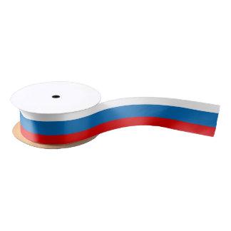 Flag of Russia Satin Ribbon