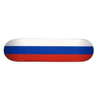 Flag of Russia Skateboard Deck