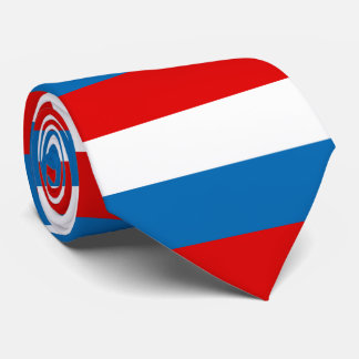 Flag of Russia Tie