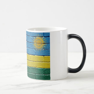 Flag of Rwanda Magic Mug
