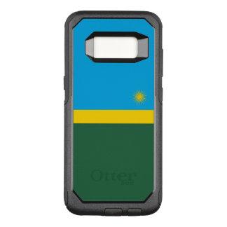 Flag of Rwanda Samsung OtterBox Case