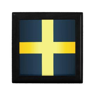 Flag of Saint David Of Wales Gift Box