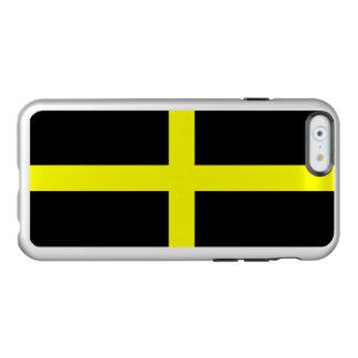 Flag of Saint David Silver iPhone Case
