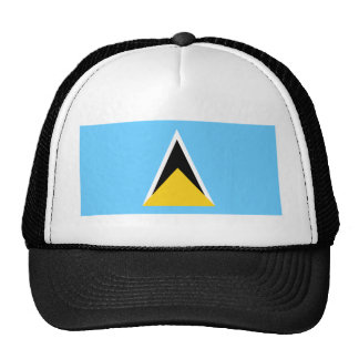 Flag of Saint Lucia Cap
