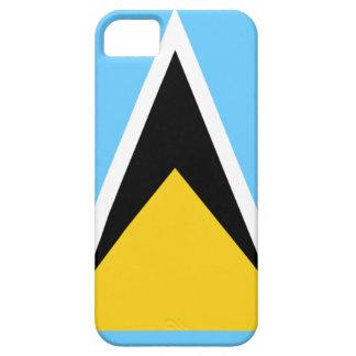 Flag of Saint Lucia iPhone 5 Cover