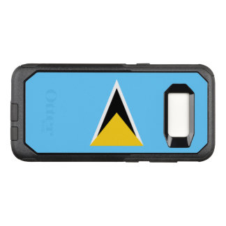 Flag of Saint Lucia Samsung OtterBox Case
