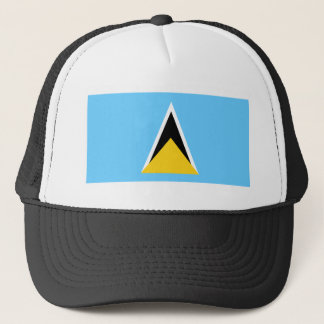 Flag of Saint Lucia Trucker Hat