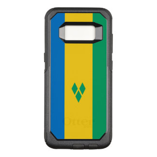 Flag of Saint Vincent Samsung OtterBox Case