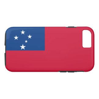 Flag of Samoa iPhone 7 Case
