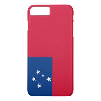 Flag of Samoa iPhone 7 Plus Case