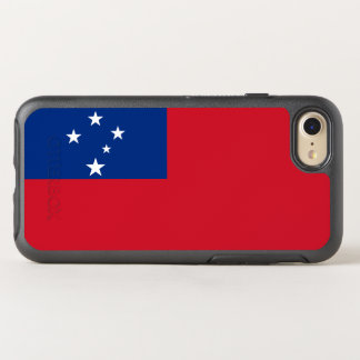 Flag of Samoa OtterBox iPhone Case