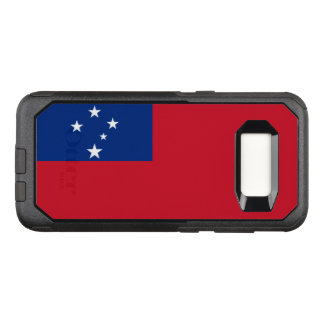 Flag of Samoa Samsung OtterBox Case