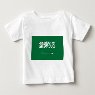 Flag_of_Saudi_Arabia Baby T-Shirt