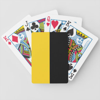 Flag of Saxony-Anhalt Bicycle Playing Cards