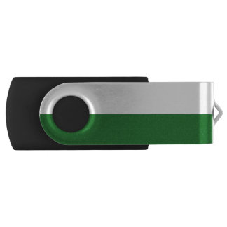 Flag of Saxony USB Flash Drive