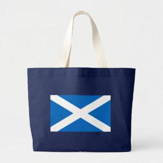 Flag of Scotland Canvas Bag