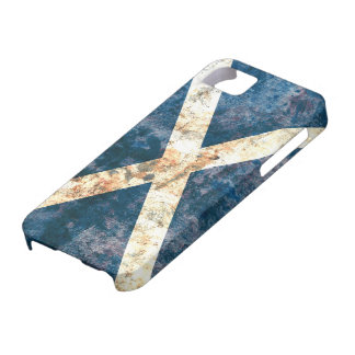 Flag of Scotland Barely There™ for iPhone 5 Barely There iPhone 5 Case