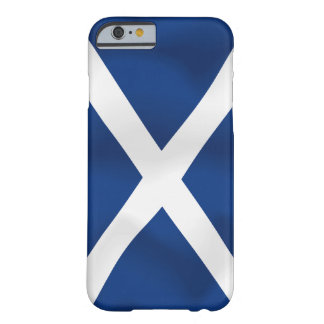 Flag of Scotland Barely There iPhone 6 Case