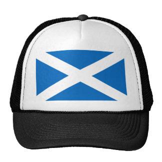 Flag of Scotland Cap
