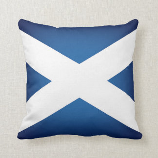 Flag of Scotland Cushion