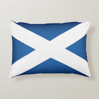 Flag of Scotland Decorative Cushion