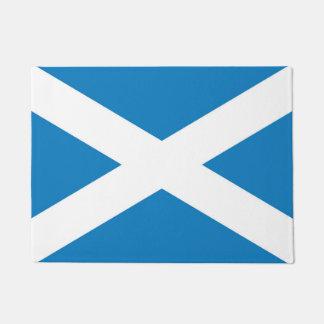 Flag Of Scotland Doormat