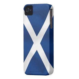 Flag of Scotland iPhone 4 Cases