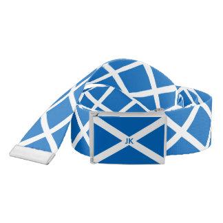 Flag of Scotland or Saltire Belt
