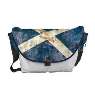 Flag of Scotland Rickshaw Messenger Bag