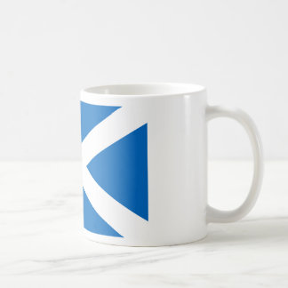 Flag of Scotland - Scottish Flag Coffee Mug