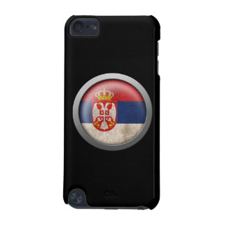 Flag of Serbia Disc iPod Touch (5th Generation) Cover