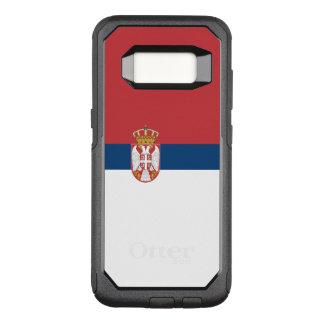 Flag of Serbia Samsung OtterBox Case