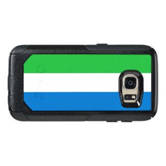 Flag of Sierra Leone Samsung OtterBox Case