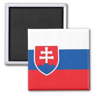 Flag of Slovakia Magnet