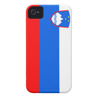 Flag of Slovenia iPhone 4 Case