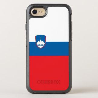Flag of Slovenia OtterBox iPhone Case