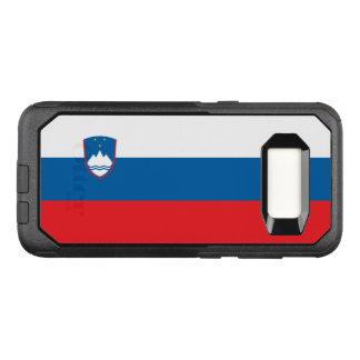 Flag of Slovenia Samsung OtterBox Case