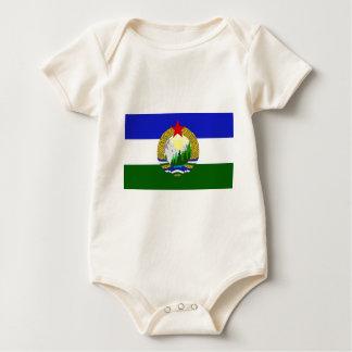 Flag of Socialist Cascadia Baby Bodysuit