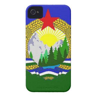 Flag of Socialist Cascadia iPhone 4 Cover