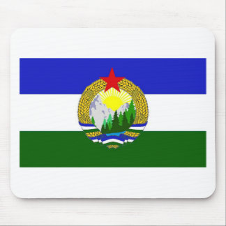 Flag of Socialist Cascadia Mouse Pad