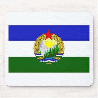 Flag of Socialist Cascadia Mouse Pad