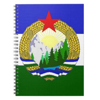 Flag of Socialist Cascadia Notebook