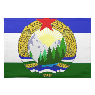 Flag of Socialist Cascadia Placemat
