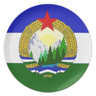 Flag of Socialist Cascadia Plate